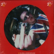 Front View : Various Artists - 20 YEARS OF GU (PIC DISC + MP3) - Global Underground / 190296997778