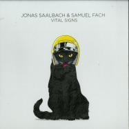 Front View : Jonas Saalbach Samuel Fach - VITAL SIGNS - Auditive / ADTVV003