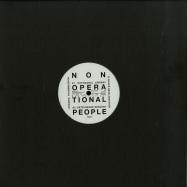 Front View : Non-operational People - ORGANIC TRANSMISSIO - Vakant / VA067