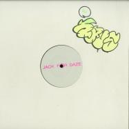 Front View : DJ HAUS - NO SENSE - Clone Jack For Daze / CJFD-XXX