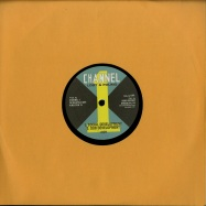 Front View : Earth & Stone - FREE BLACK MAN (DUBPLATE STYLE - 2 CUTS) / SOCIAL DEVELOPMENT (10 INCH) - Digikiller / DKR 206