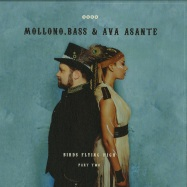 Front View : MollonoBass & Ava Asante - BIRDS FLYING HIGH PART TWO - 3000 Grad Records / 3000 Grad 042