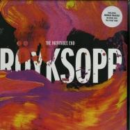 Front View : Royksopp - THE INEVITABLE END (3X12 LP + MP3) - Dog Triumph / DOG013LP / 6715289