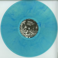 Front View : Dubfound - DOWN THE ROAD EP (180G COLORED / VINYL ONLY) - Heisenberg / HSBRGV007
