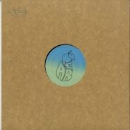 Front View : Big Miz - COTARD DELUSION EP - Pear / PEAR002