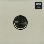 Front View : Monomood - LOVE, DUB & MACHINE WARS (BLACK VINYL REPRESS) - Etui Records Ltd / ETUILTD003b