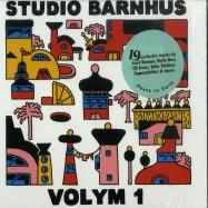 Front View : Various Artists - STUDIO BARNHUS VOLYM 1 (2XCD) - Studio Barnhus / BARNVOL001CD