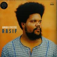 Front View : Amaro Freitas - RASIF (180 G VINYL+MP3) - Far Out Recordings / FARO205LP