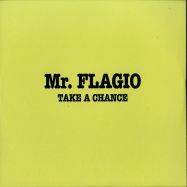 Front View : Mr. Flagio - TAKE A CHANCE - Discoring Records / DR-002