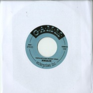 Front View : Boogaloo - YOU VE GOTTA HAVE FREEDOM (7 INCH) - G.A.M.M. / GAMM133