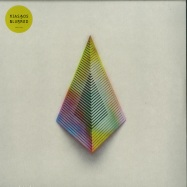 Front View : Kiasmos - BLURRED (STIMMING, BONOBO REMIXES) (EP + MP3) - Erased Tapes Records / ERATP102LP / 05149761
