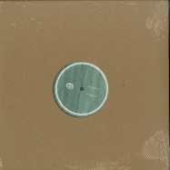 Front View : Nat Wendel - THE BLUES (CLEAR VINYL) - Courtesy Of Balance / COB 12