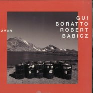 Front View : Gui Boratto & Robert Babicz - HUMAN - Systematic / SYST0123-6