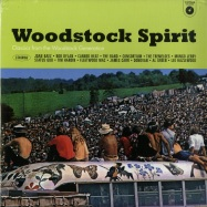 Front View : Various - WOODSTOCK SPIRIT (180G LP) - Wagram / 05178451