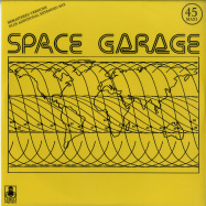 Front View : Space Garage - SPACE GARAGE (REISSUE)(12 INCH) - Periodica Records / PRD1015