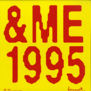 Front View : &ME - 1995 EP - Keinemusik / KM049