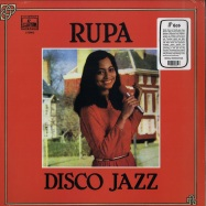 Front View : Rupa - DISCO JAZZ (LTD COLOURED LP) - Numero / NUM805LPC1