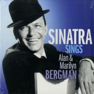 Front View : Frank Sinatra - SINATRA SINGS ALAN & MARILYN BERGMAN (LP) - Capitol / 0801409