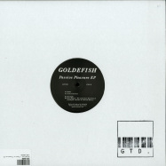 Front View : Goldefish - PASSIVE PLEASURES EP - Gated / GTD003