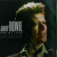 Front View : David Bowie - POEM IN A LETTER (LTD LILAC 180G LP) - Roxborough Music Broadcasts / ROXMB022-C
