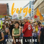 Front View : Berge - FUER DIE LIEBE (LTD COLOURED LP) - Ferryhouse Productions / FHP428O5