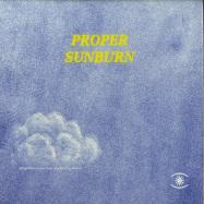 Front View : Various Artists - PROPER SUNBURN - FORGOTTEN SUNSCREEN (CD) - Music for Dreams  / ZZZCD124