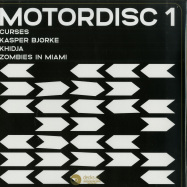 Front View : Kasper Bjorke / Curses / Khidja / Zombies in Miami - MOTORDISC 1 - Motordiscs / MTR001