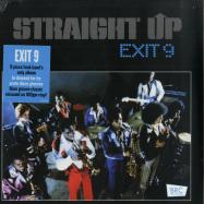 Front View : Exit 9 - STRAIGHT UP (180G LP) - Demon / DEMREC402
