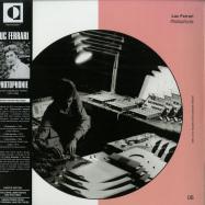 Front View : Luc Ferrari - PHOTOPHONIE (LP) - Transversales Disques / TRS14