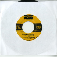 Front View : The Railroad Ave. Bullies - ALLIGATOR SHOES / SHE READY (7 INCH) - Lugnut Brand Records / LBR4513
