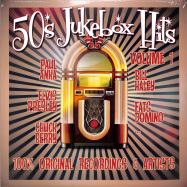 Front View : Various - 50S JUKEBOX HITS VOL.1 (LP) - Zyx Music / ZYX 55908-1