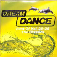 Front View : Various - BEST OF DREAM DANCE VOL. 25-28 (2LP) - Sony Media / 19439734571