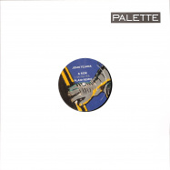 Front View : John Tejada - MOVING 909S - Palette / PAL-071