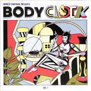 Front View : Various Artists - DARKER THAN WAX PRESENTS - BODYCLOCK - Darker Than Wax / DTW058 / 05196911