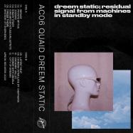 Front View : Quaid - DREEM STATIC (TAPE / CASSETTE) - Apron Records / AC06