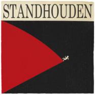 Front View : De Ambassade - STANDHOUDEN (7 INCH) - Knekelhuis / KH030