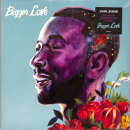 Front View : John Legend - BIGGER LOVE (2LP) - Columbia / 19439782601