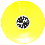 Front View : Adelphi Music Factory - JOY AND FANTASY EP (YELLOW VINYL REPRESS) - Shall Not Fade / SNF046RP