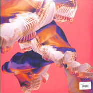 Front View : Bicep - ISLES (DELUXE NEON-ORANGE 3LP + MP3) - Ninja Tune / ZEN261DX