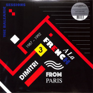 Front View : Dimitri From Paris Various - A LA FRENCH (1987-1992) THE BALEARIC SESSIONS VOL. 3 - Favorite Recordings, Jazzy Couscous / FVR177-JC16
