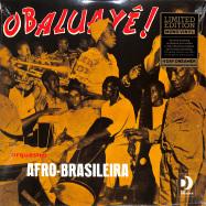 Front View : Orqestra Afro Brasileira - OBALUAYE (LTD 10 INCH LP) - Day Dreamer / DD001 / 05212611
