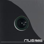 Front View : Rino Cerrone - RILIS REMIXES - Rilis rilisrmx001