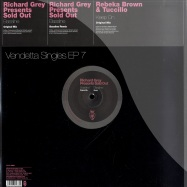 Front View : Various - VENDETTA EP 7 - Vendetta / venmx1028