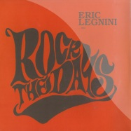 Front View : Eric Legnini - EP1 ROCK THE DAYS (BLACKJOY RMX) - Discograph / 6153806