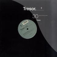 Front View : Vince Watson - ATOM EP - Tresor / Tresor239