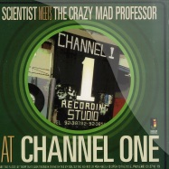 Front View : Various Artists - SCIENTIST MEETS THE CRAZY MAD PROFESSOR AT CHANNEL ONE - Jamaican Recordings / jrlp041