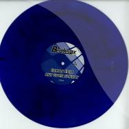 Front View : Erman Erim - ANY GIVEN SUNDAY (LTD BLUE VINYL) - Beatwax / BW003