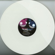 Front View : Melleefresh vs Deadmau5 - HEY BABY 2012 (WHITE VINYL) - Play Records / PLAY12020