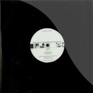 Front View : Echonomist ft. Dans Mon Salon - NEVER GIVE UP (10 INCH) - Mixx Records / MIXX19