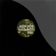 Front View : Jason Grove - BEATS & PIECES VOL.1 - Skylax Records / LAX132
